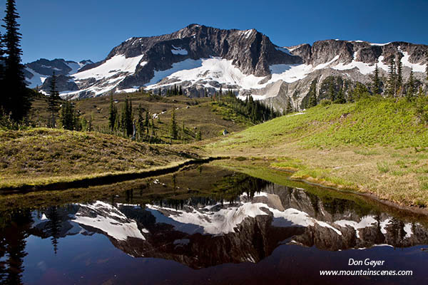 North Cascades National Park, Mount Baker Wilderness