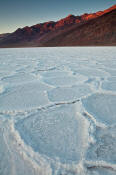 Image of Badwater Salt Pan, Death Valley