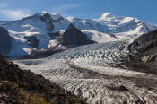 Image of Mount Robson and the Robson Glacier